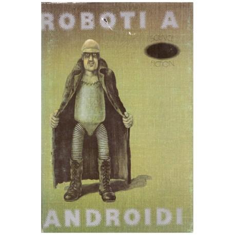 Roboti a androidi
