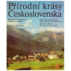 Mohyla, O. a kol.: Přírodní krásy Československa