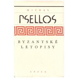 Psellos, M.: Byzantské letopisy