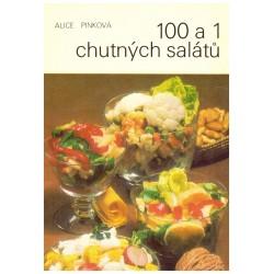 Pinková, A.: 100 a 1 chutných salátů