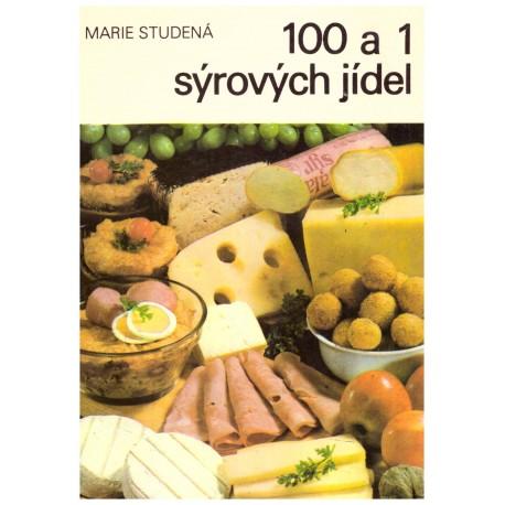 Studená, M.: 100 a 1 sýrových jídel