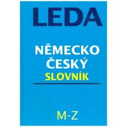 Kolektiv: Německo-český slovník A-L + M-Z