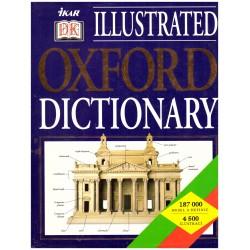Kolektiv: Illustrated Oxford dictionary
