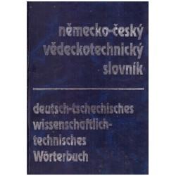 Kolektiv: Německo-český vědeckotechnický slovník