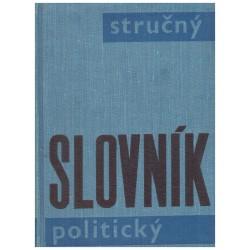 Fingl, J. a kol.: Stručný politický slovník