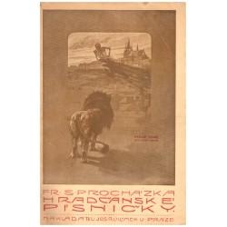 Procházka, F. S.: Hradčanské písničky