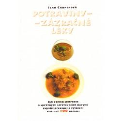 Carperová, J.: Potraviny - zázračné léky