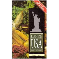 Maly, M.: Kuchyně USA a jak si pochutnat