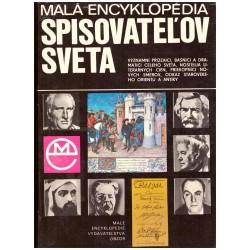 Juríček, J. a kol.: Malá encyklopédia spisovateľov sveta