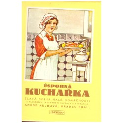 Kejřová, A.: Úsporná kuchařka