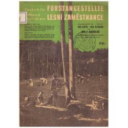 Guth, M., Čermák, K., Homolka, F.: Deutsch für Forstangestellte. Odborná němčina pro lesní zaměstnance