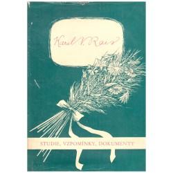 Karel V. Rais - Studie, vzpomínky, dokumenty