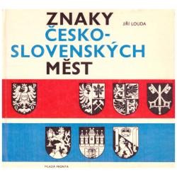 Louda, J.: Znaky československých měst