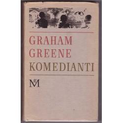 Greene, G.: Komedianti