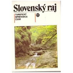 Hric, K. a kol.: Slovenský raj. Turistický sprievodca ČSSR
